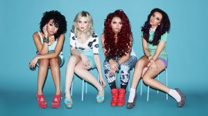 Little Mix. Photo credit to Sony Music.